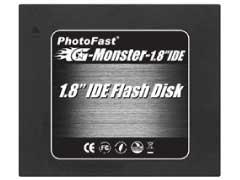 1.8吋 64G IDE SSD (MLC)